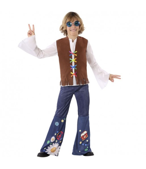 Déguisement Hippie Sixties garçon