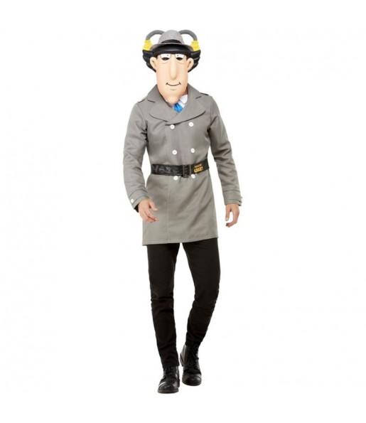 Déguisement Inspecteur Gadget homme