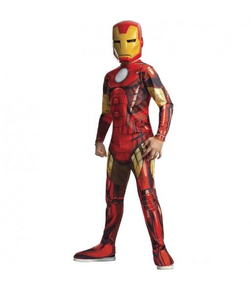 Déguisement Iron Man Avengers enfant
