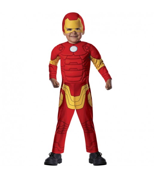 Déguisement Iron Man Marvel bébé