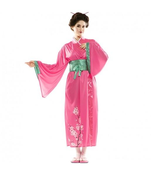 Déguisement Japonaise pour femme