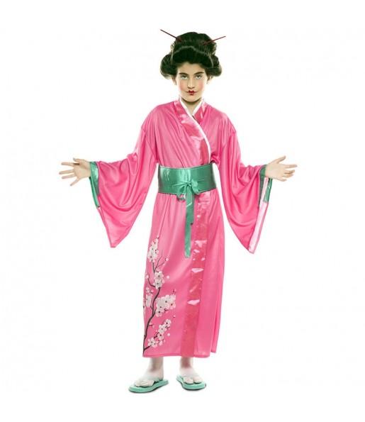 Déguisement Japonaise pour fille