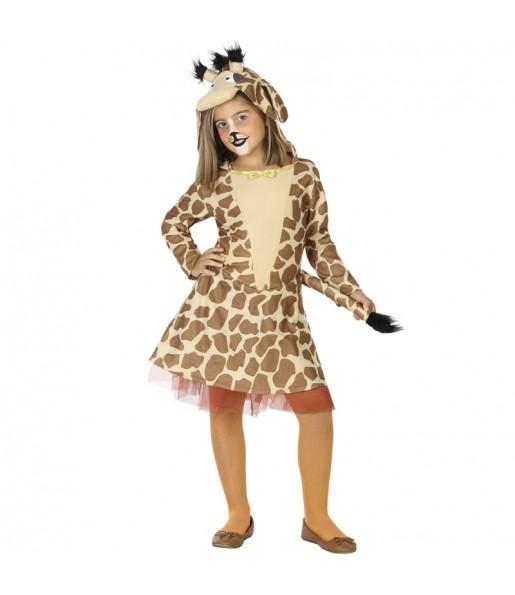 Déguisement Girafe pour fille