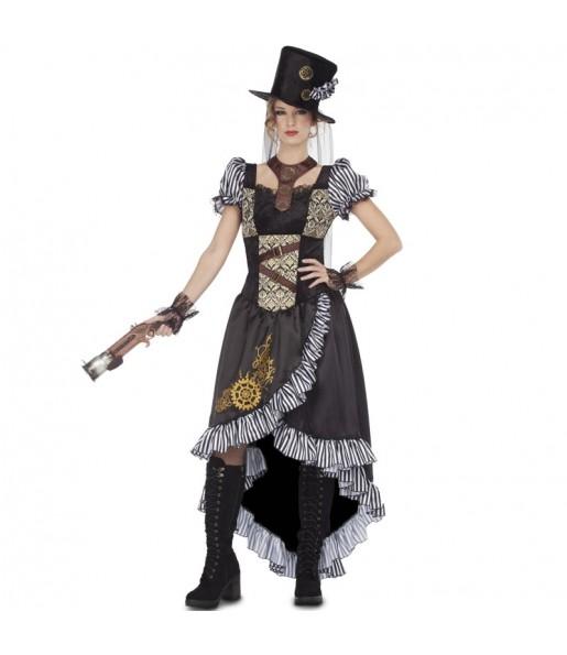 Déguisement Lady Steampunk femme