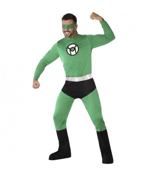 Déguisement Lanterne Verte homme