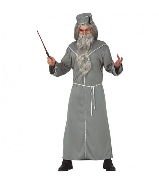 Déguisement Magicien Dumbledore homme