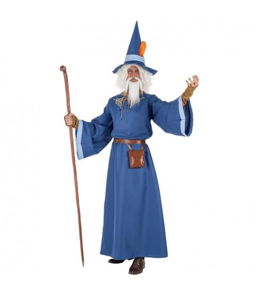 Déguisement Magicien Merlin pour homme