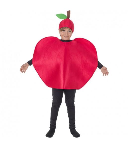 Déguisement Pomme Rouge pour enfants