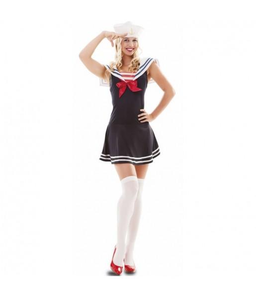 Déguisement Marinière Sexy femme