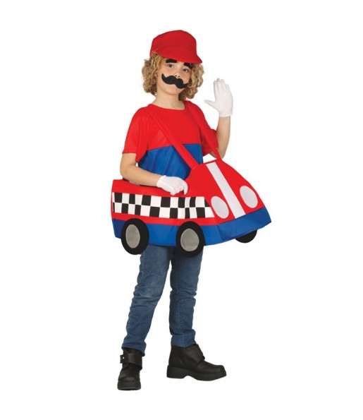 Déguisement Mario kart enfant