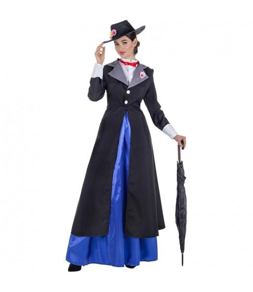 Déguisement Mary Poppins pour femme