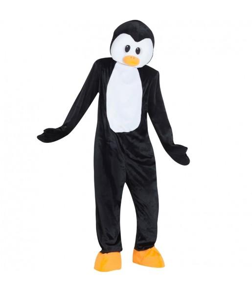 Déguisement Mascotte Pingouin adulte
