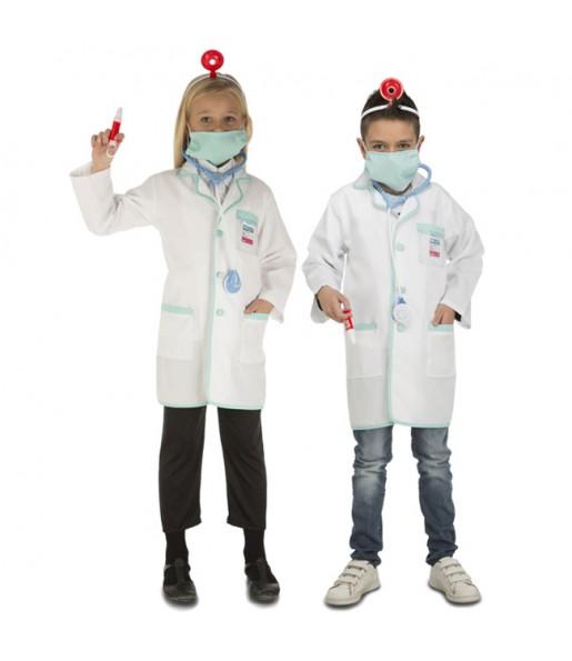 Déguisement Vétérinaire avec accessoires pour enfants