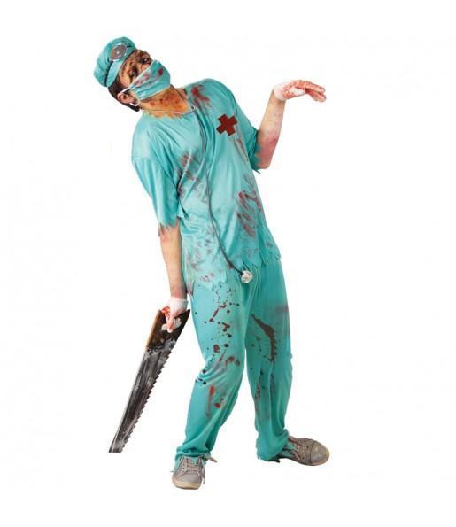 Déguisement Docteur Zombie