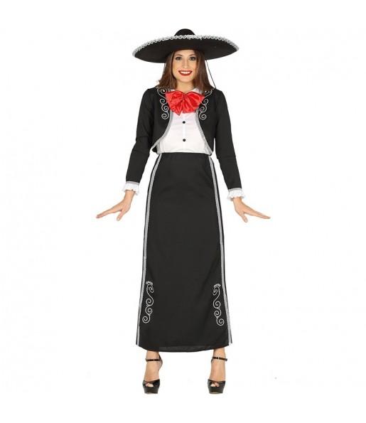 Déguisement Mexicaine Jalisco femme