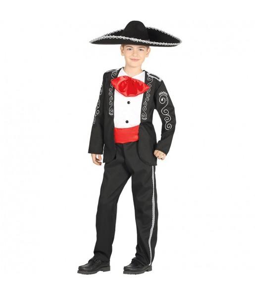 Déguisement Mexicain Jalisco garçon