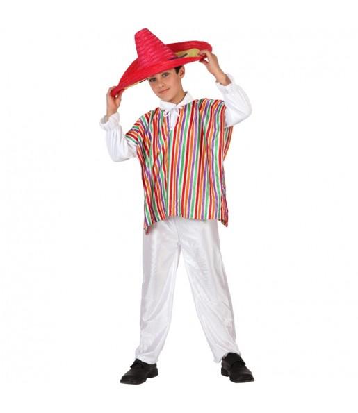 Déguisement Mexicain garçon pas cher