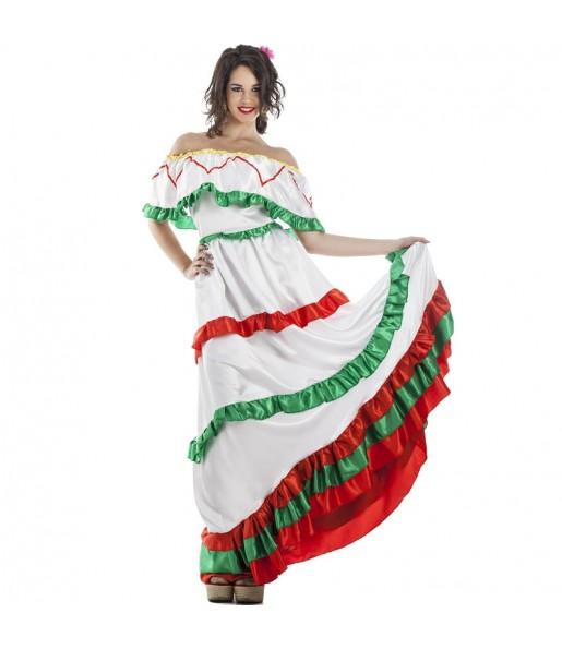 Déguisement Mexicaine Tijuana femme