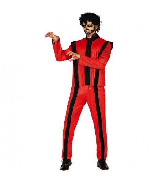 Déguisement Michael Jackson Thriller homme