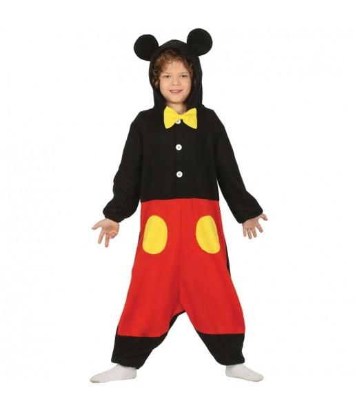 Déguisement Mickey Mouse Kigurumi enfant