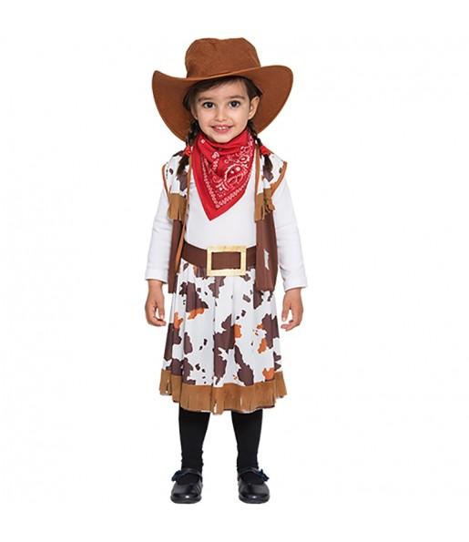 Déguisement Mini Cowgirl
