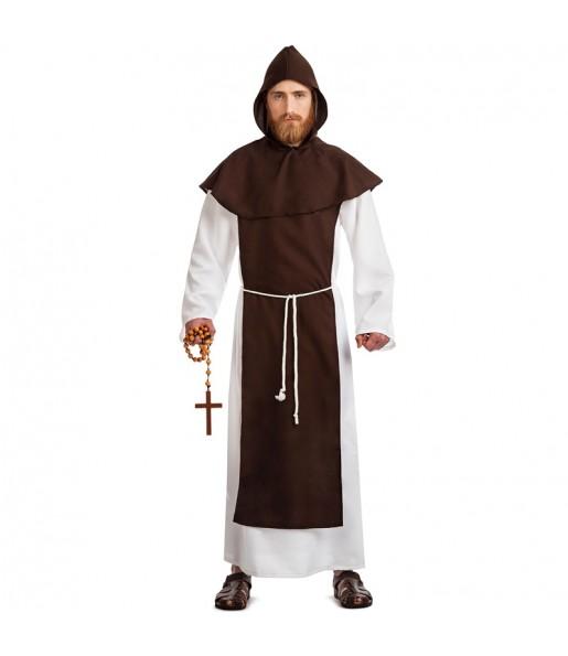 Déguisement Moine Franciscain adulte