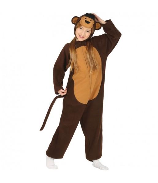 Déguisement Singe Chimpanzé Enfant