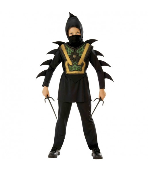 Déguisement Mortal Ninja garçon