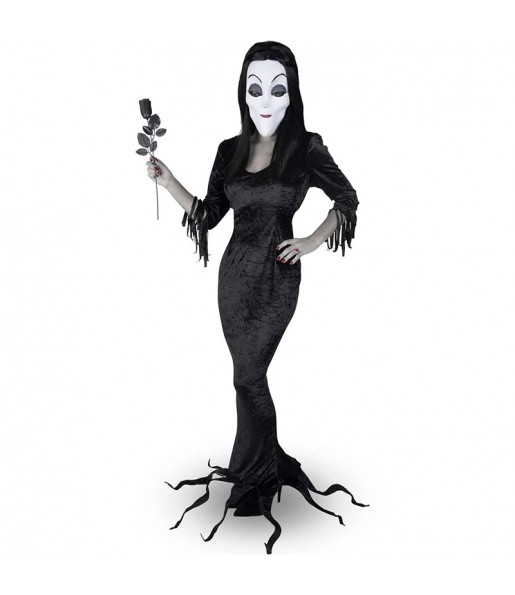 Déguisement Morticia La Famille Addams femme