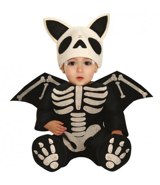 Déguisement Chauve-souris squelette bébé