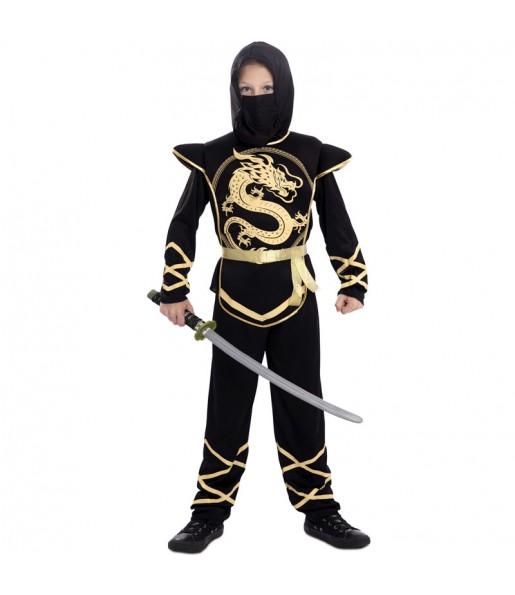 Déguisement Ninja Warrior garçon