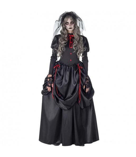 Déguisement Mariée Zombie Gothique femme