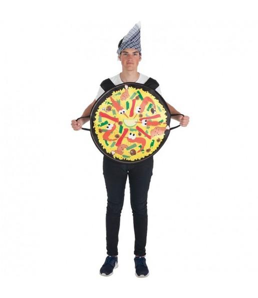 Déguisement Paella adulte