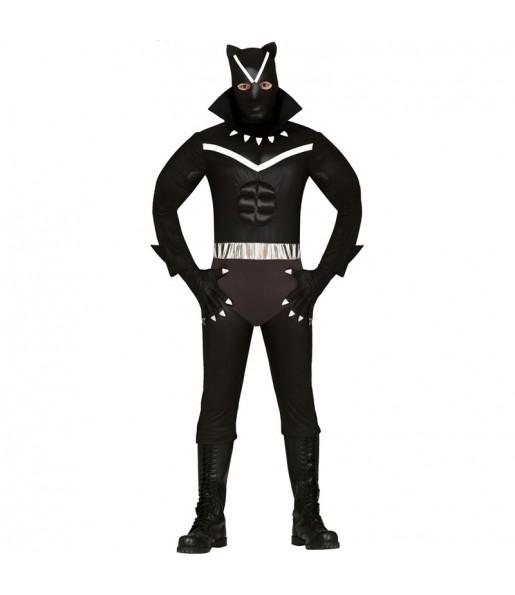Déguisement Panthère Noire homme