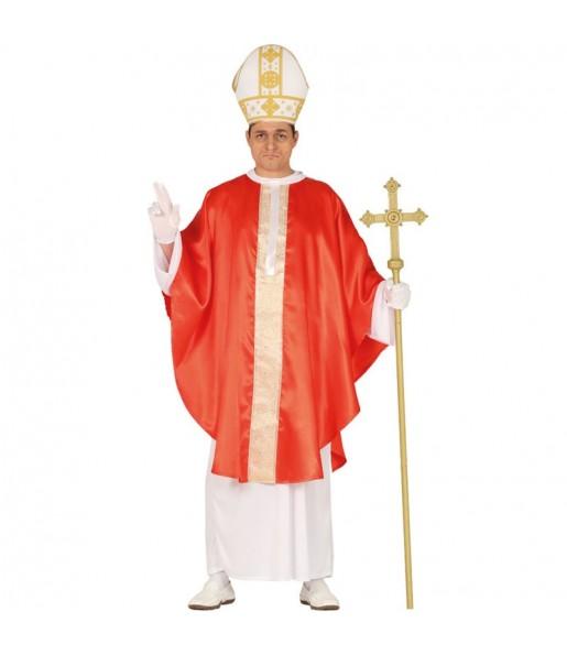 Déguisement Pape François adulte