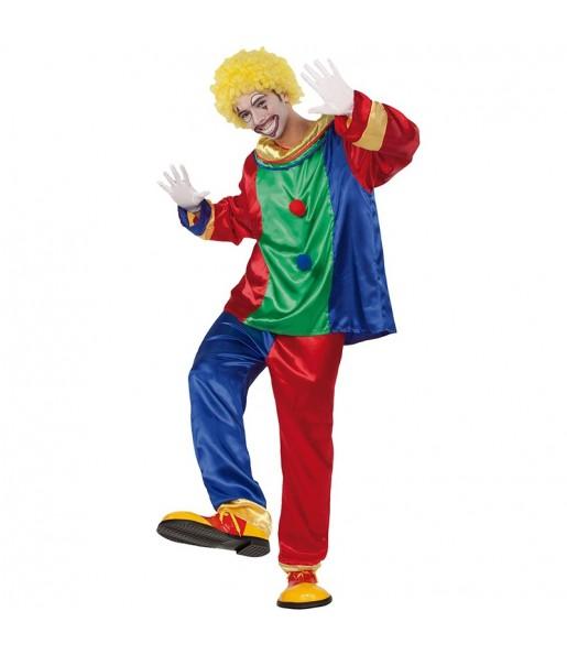 Déguisement Clown homme pas cher