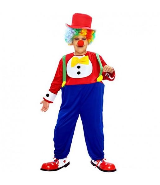 Déguisement Clown Haut Forme
