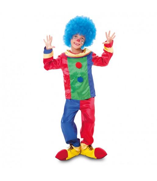 Déguisement Petit Clown