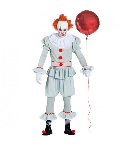 Déguisement Clown IT Pennywise adulte