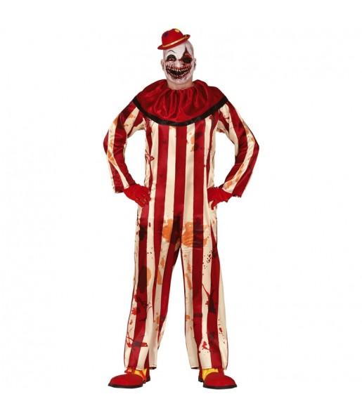 Déguisement Clown perturbé homme