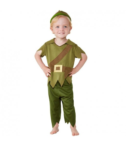 Déguisement Peter Pan Neverland bébé