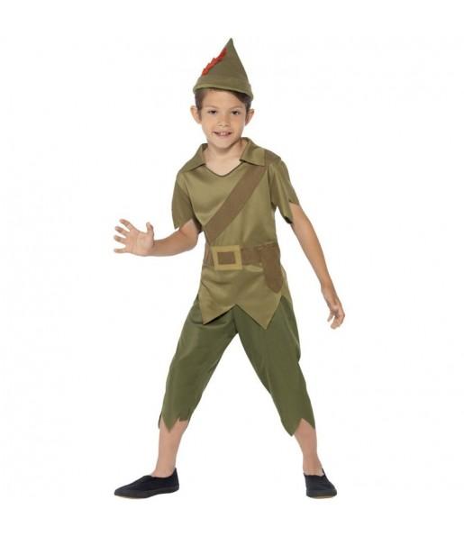 Déguisement Peter Pan Neverland garçon