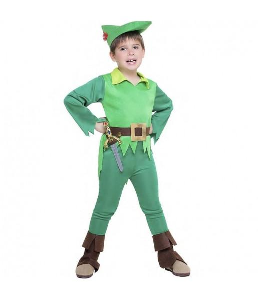 Déguisement Peter Pan Pays Imaginaire garçon