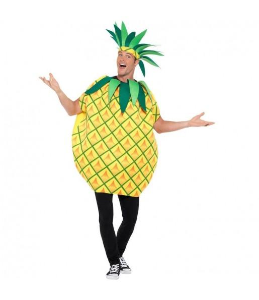 Déguisement Ananas Tropical adulte