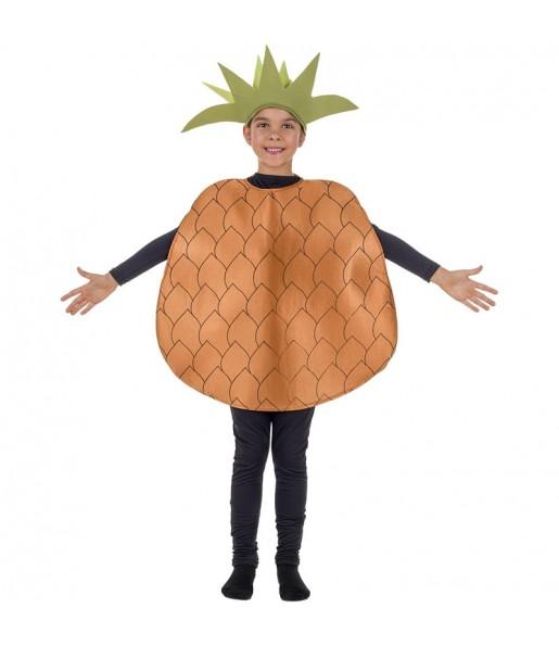 Déguisement Ananas pour enfants