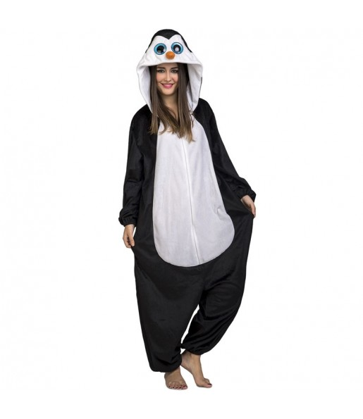 Déguisement Pingouin Big Eyes adulte