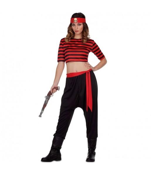 Déguisement Pirate du Trésor femme