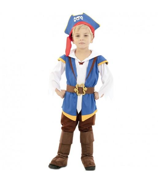 Déguisement Jake et les Pirates du Pays imaginaire garçon