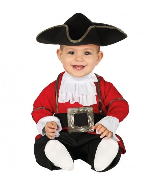 Déguisement Pirate bébé