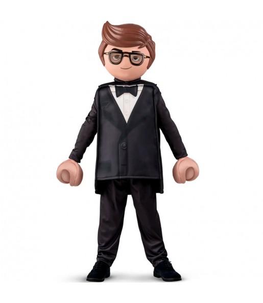 Déguisement Playmobil Rex Dasher garçon